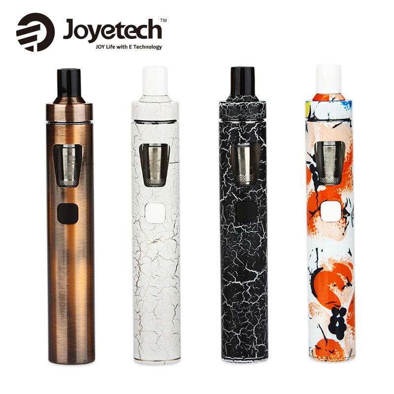 Original joyetech ego AIO vape kit 1500 mAh ego de cigarrillo electrónico de arranque evaporador 0.6ohm bobina vape pen vs ego AIO pro