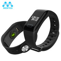 Hot Smart Wristband Sports Blood Pressure Oxygen Heart Rate Fitness Smart Watch Wrist Band Bracelet For