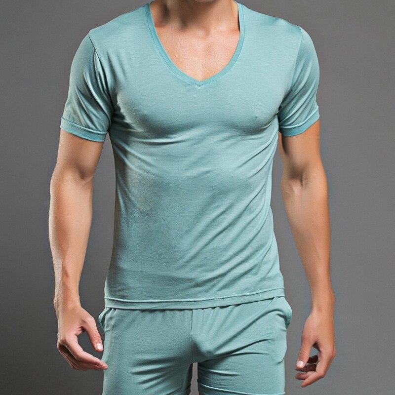 3 Pack Hanes Men's V Neck T-Shirt Undershirt Tagless ComfortSoft S-3XL Black, Gr.