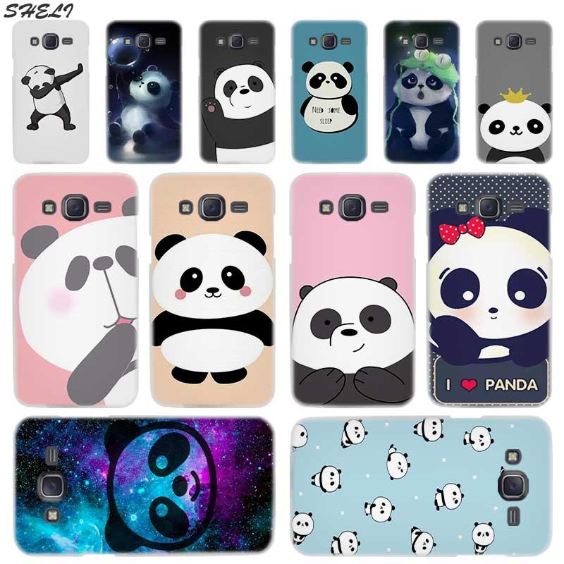 cover samsung j1 2016 panda