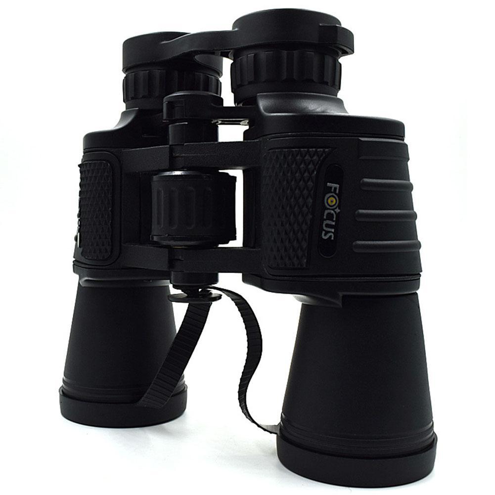 Mounchain Hunting Binoculars 20x50 Hd Powerful Military Binocular High Times Zoom Telescope Night Vision for Hunting Camping Бинокль