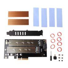 1установите Экспресс PCI PCI-е 3.0 Х4 до новейшая М. 2 м ключевую основном твердотельный накопитель с интерфейсом PCIe м2 стояк карта адаптера поддержка размер 2230-2280