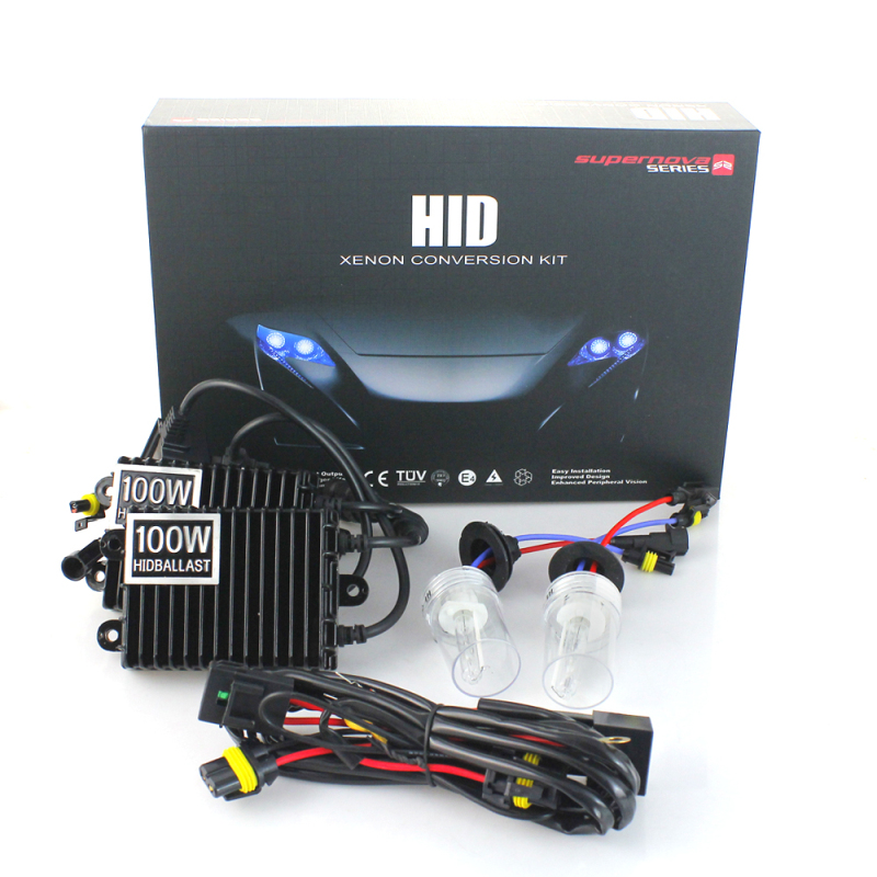 100W HID Xenon Replacement Conversion Kit H1 H3 H7 H8 H9 H11 H10 9005 9006 880 881 Lighting Source 3000K 4500K 5000K 6000K 8000K taitian 2pcs 35w 8000k h1 h3 h7 h8 h9 h10 h11 9005 9006 hid xenon fog lights replacement blubs hid kit car light lamp for honda