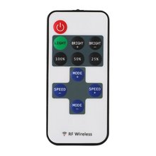 New RF Mini Monochrome Dimming Controller RF Good House Wi-fi Digital Distant Management 433mhz Swap Common Transmitter K5