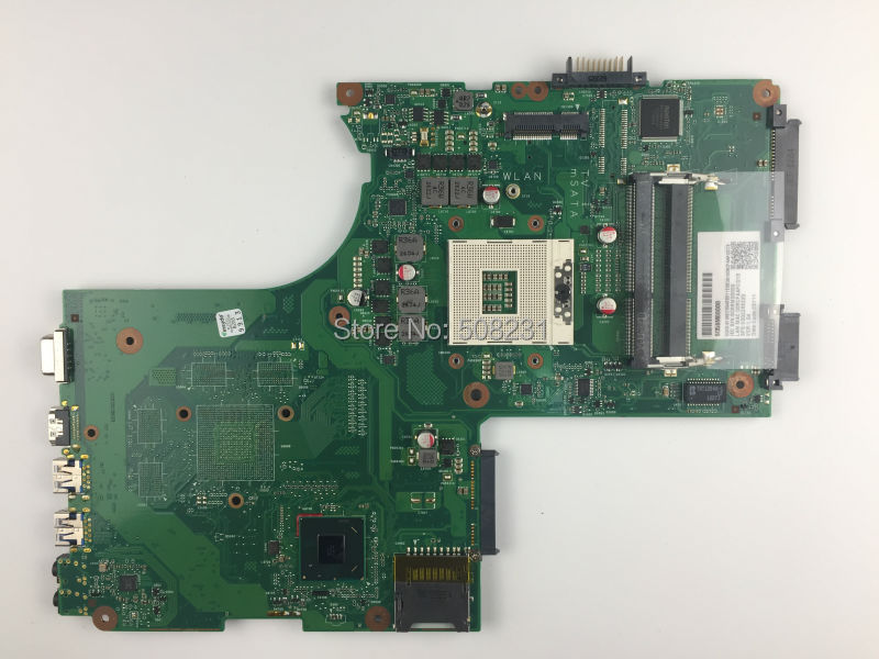 Free shipping, V000288220 GL10FG-6050A2492401-MB-A02 for Toshiba Satellite P875  Motherboard, All functions fully Tested ! bosch v line 48 2607017314