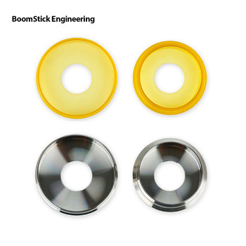 100% Original BoomStick Engineering Step Beauty Ring 5pcs/Pack As Spare Part for RDAs with 18mm/22mm Diameter E-cigs Vape tank