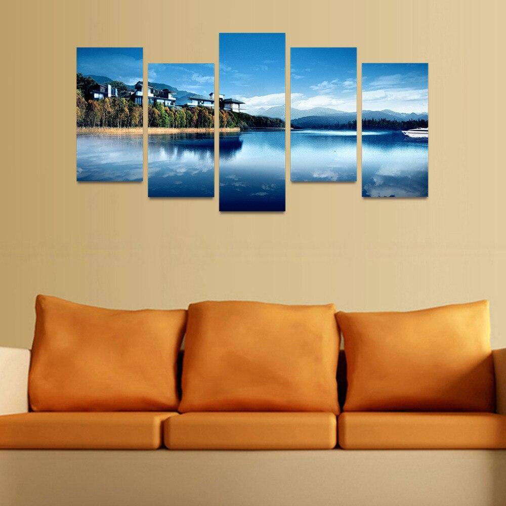 Exelent Lake House Wall Decor Ensign - Art & Wall Decor - hecatalog.info