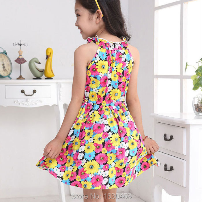 Girls Summer Dress Photo Album - Reikian