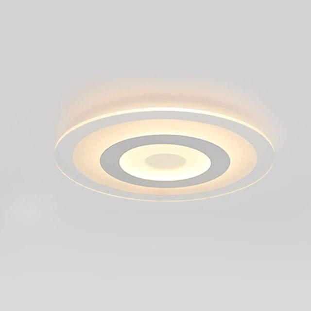Online Shop Nuovo Cerchio Illuminazione Interna Moderna Plafoniere a ...