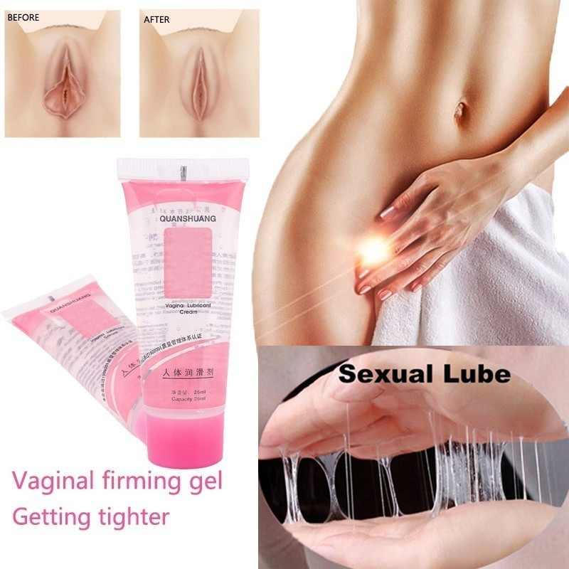 Shrinking-Gel-Cream Vaginal-Gel Clean Female 1PC Lubricating-Oil Best-Narrowing title=