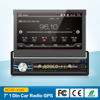 Universal 7 One 1 Din Android 6.0 Quad Core Car DVD GPS Navigation With Autoradio WIFI 3G Audio Stereo Capacitive Touchscreen