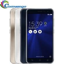 Оригинальный ASUS Zenfone 3 ZE552KL 4 ГБ RAM 64 Г ROM 16.0MP Камера Android 6.0 Отпечатков Пальцев Смартфон окта основные 5.5 «дюймовый Телефон