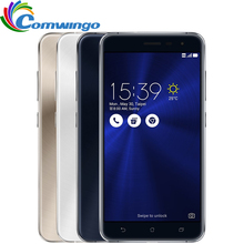 "Original ASUS Zenfone 3 ZE552KL 4GB RAM 64G ROM 16.0MP Camera Android M 6.0 Fingerprint Smart Phone Octa core 5.5"" inch Phone"