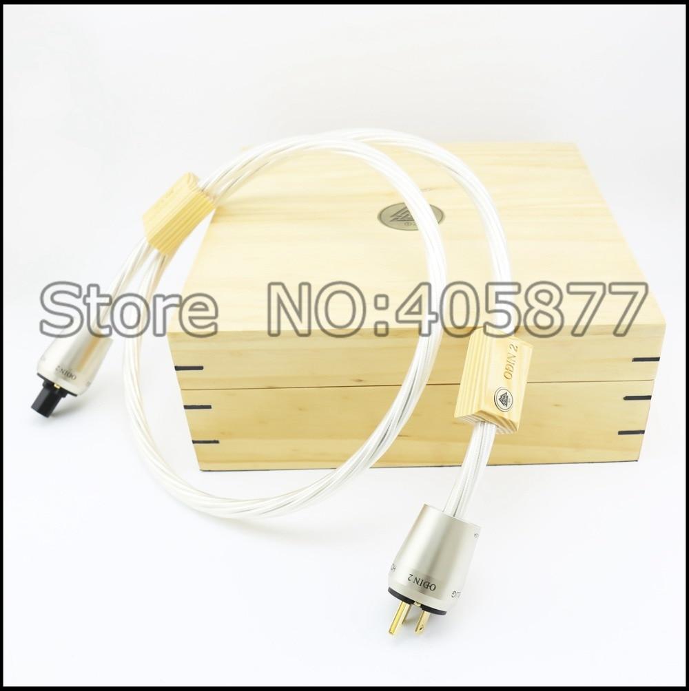 2 м norodst Odin 2 Верховный Ссылка Schuko Мощность кабель без Оригинальная коробка ЕС Plug Мощность кабель