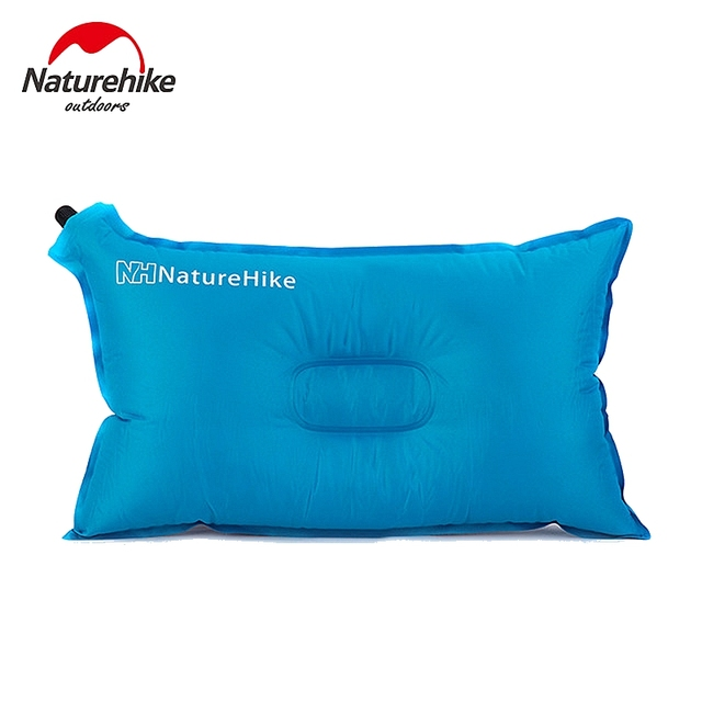 Naturehike Automatic Self Inflatable Air Pillows Compressed Non-slip Pillow Portable Outdoor Travel Camping Hiking 3 Colors