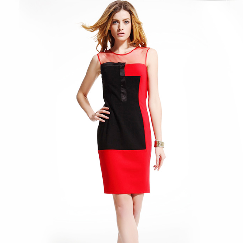 Wonderful  Women Smart Casual Dress Casual Fashion Mature Ladies Dresses Form Us