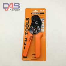 SN 02C Ratchet terminal line pressing pliers 24-14 AWG 0.25-2.5MM2