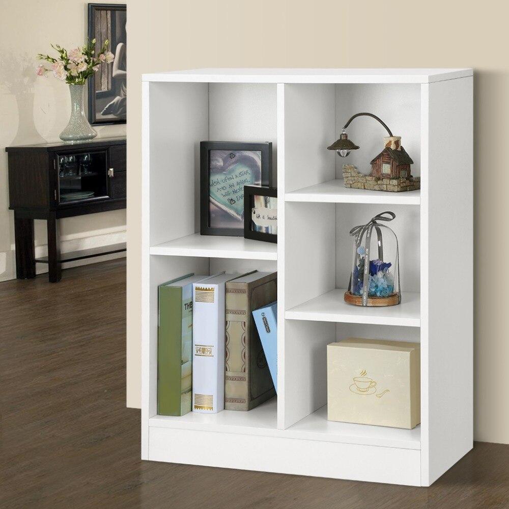 Black Wooden Shelves