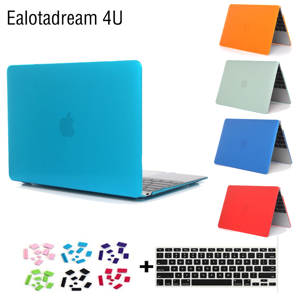 For Macbook New Pro 13 15 Touch Bar Laptop Case Crystal Transparent Hard PVC for Macbook Pro 13 A1706 A1708 Pro 15 A1707 Case