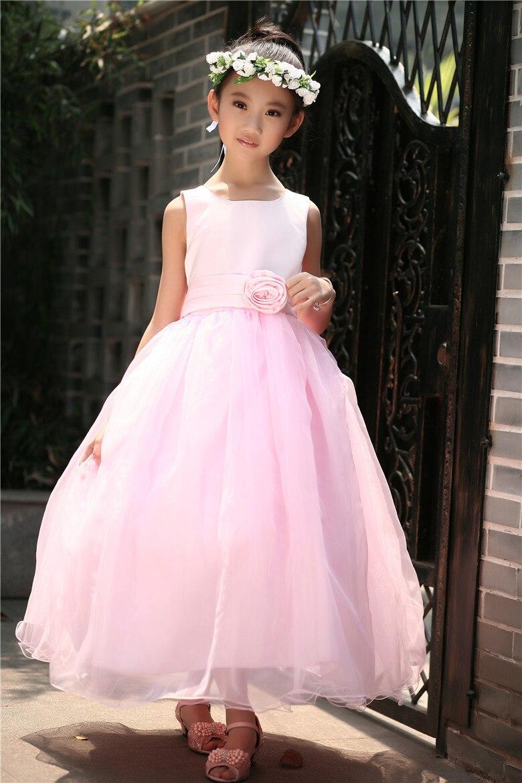 Encantador Vestido De Partido Del Bebé De Color Rosa Viñeta ...