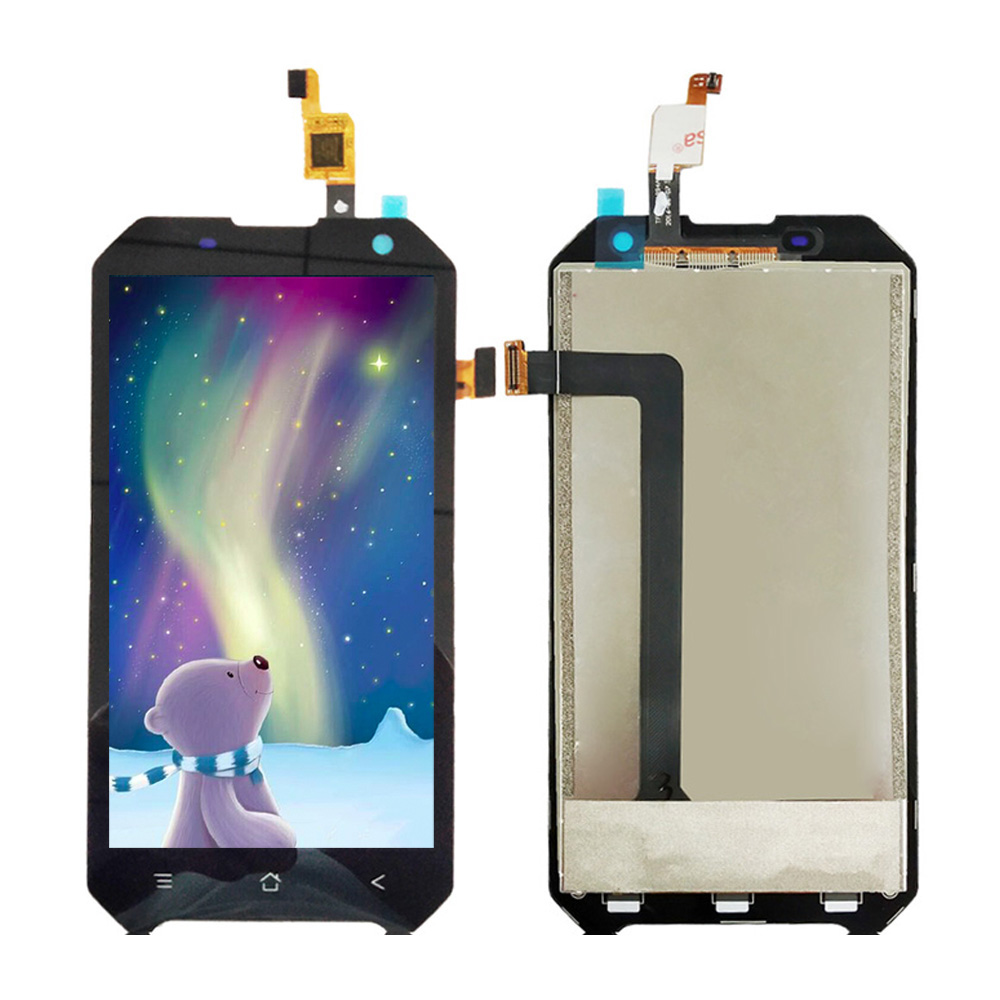 For Blackview BV6000 LCD Display Touch Screen Mobile Phone Parts For Blackview BV6000 Screen LCD