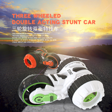 Три колеса, Электрический трюк модель автомобиля дистанционного Управление действие игрушка для детей Подарки 5588-605