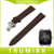 22mm faixa de relógio de couro genuíno para asus zenwatch 2 homens wi501q lg g watch w100 w110 urbane w150 borboleta bracelete pulseira