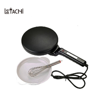 LSTACHi Electric Crepe Maker Pizza Machine Pancake Machine baking pan Cake machine Non stick Griddle kitchen cooking tools 900w