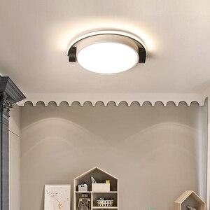 Image 5 - Luces de techo led doradas con forma de auriculares, modernas, para dormitorio, lámparas de techo, accesorios para niños y niñas, sala de estudio, iluminación de guardería