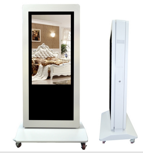 42 Inch LED LCD Digital Double Size Screen Waterproof Outdoor  Touch Screen Wifi 3g Video Surveillance CCTV Monitor Display