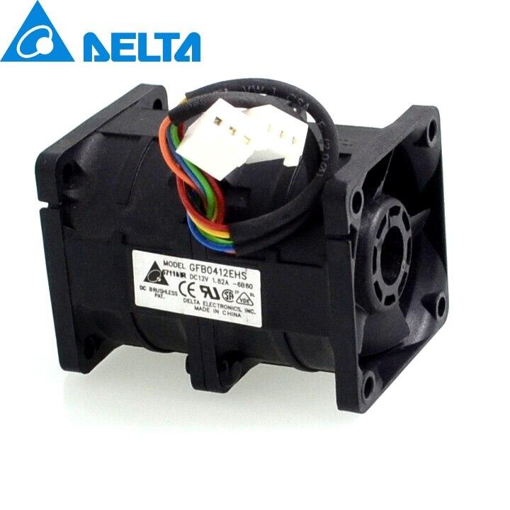 Delta GFB0412EHS Server Fan for DL360 G6 360 G7 DC 12V 1.82A P/N:489848-001 SPS P/N:532149-001