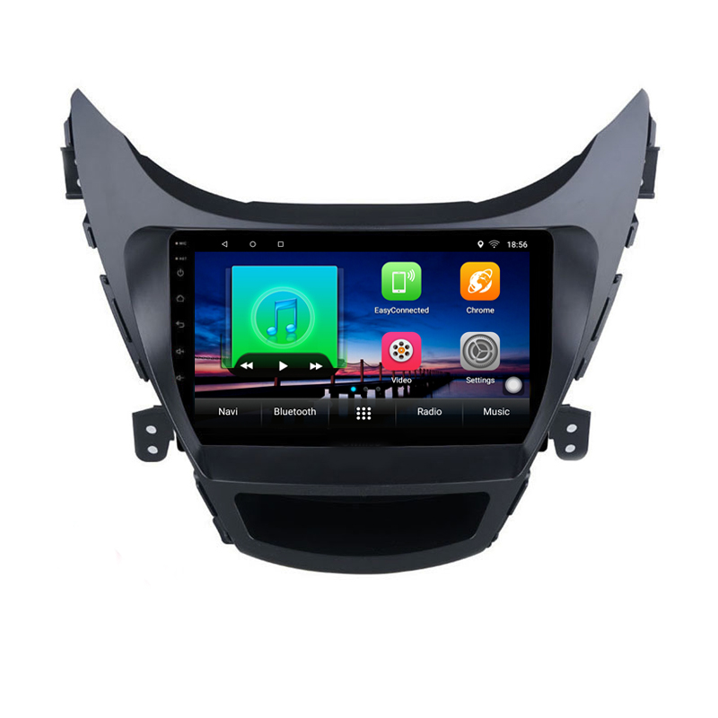 9 2G RAM 32G ROM 2 5D IPS screen Android Car DVD video Player GPS For