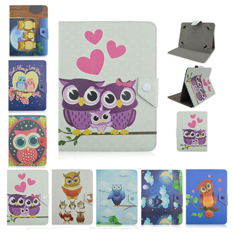 Tablet case 7 inch Leather Stand Cover For For PocketBook SURFpad 4 Android Tablet 7 inch