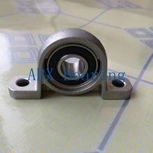 KP08 pillow block ball bearing 8mm Zinc Alloy Miniature Bearings(China (Mainland))