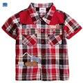 Novatx мальчиков летом майка мода дети рубашки мальчик одежды дети футболки для мальчиков мальчиков летом стиль рубашки детей одежда
