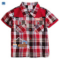 Novatx meninos verão t shirt da forma camisas dos miúdos menino roupas crianças camisa de t para meninos meninos estilo verão camisa crianças roupas