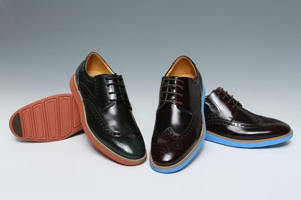 Oxford Dress shoes Mens party shoes Eur