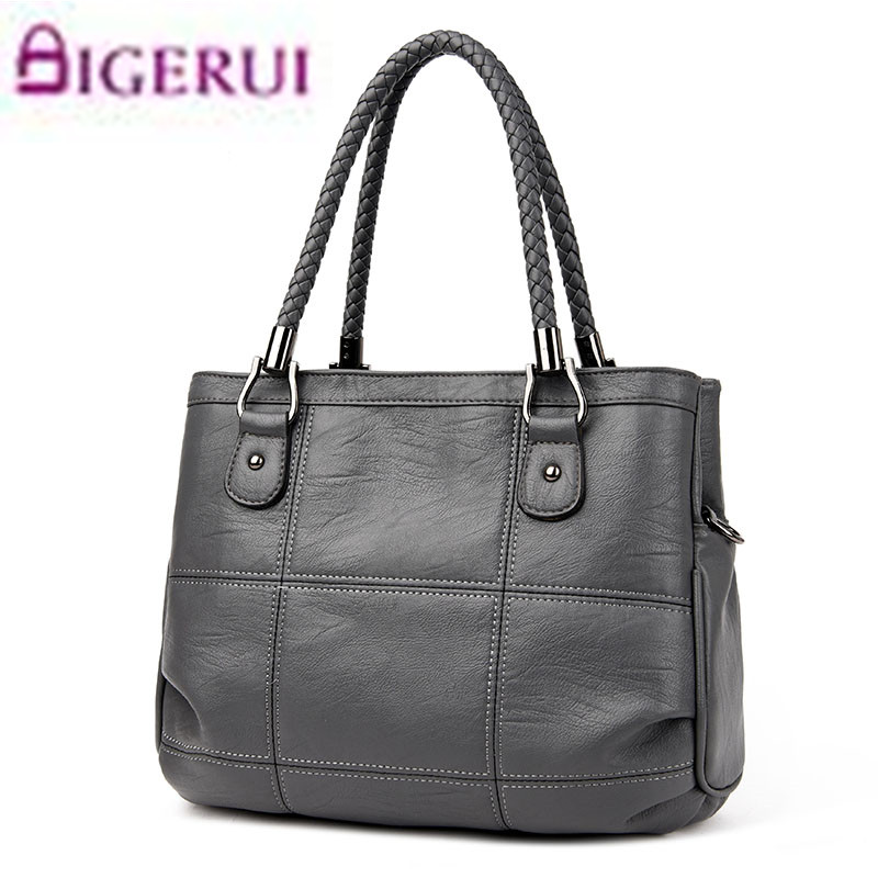 Luxury Plaid Handbags Women Bags Designer Brand Famous Shoulder Bag High Quality Leather Bags Women Totes Bolsa Feminina A55 цена