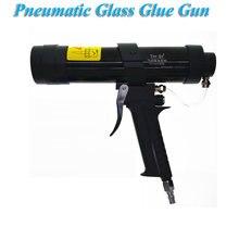 Пневматический клеевой пистолет для стекла крышка края двери