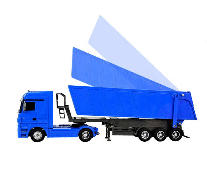 Dump Truck Control : Popular rc dump truck buy cheap lots from