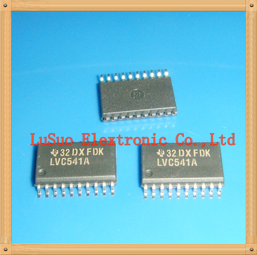 Buffers/drivers sn74lvc541adw 74lvc541a lvc541a ti sop7.2 octal com saídas de 3 estados