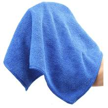 1pcs 30cm Car Care Polishing Wash Towels Plush Microfiber Drying Towel Strong Thick Plush Detailing Cloth Glass Cleaning Cloth(China)