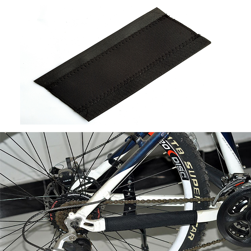 1 Pcs Bicylce Chain Protector Mountain Bike Cycling Frame Chain Posted Protector Care Cover Useful Bicycle Accessories