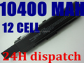 12CELL 10400MAH Laptop Battery FOR Toshiba Satellite Pro A200 A210 L300 L300D L550 L450 L500 L550 pa3534u-1brs a300