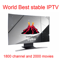 Android tv box VOLKA PRO Iptv Subscription french arabic iptv iptv code link channel list mag stalker xtream