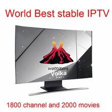 Android ТВ коробка волка PRO IP ТВ подписка французский арабский IP ТВ код ссылка канала список mag Сталкер xtream