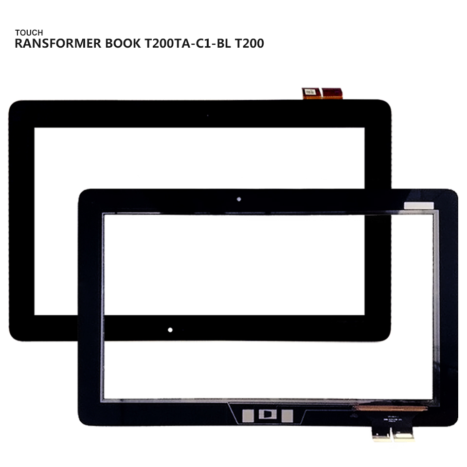 For For Asus Transformer Book T200TA T200 Touch Screen Panel Digitizer Free Tools цена и фото