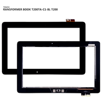 For For Asus Transformer Book T200TA T200 Touch Screen Panel Digitizer Free Tools