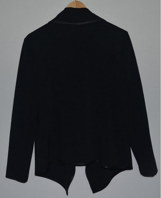 Outwear À En Veste 3s24046 Ouatée Livraison Femmes Cuir Hiver Glissière Mode Fermetures Manteau Pu Gratuite I1nw6q4