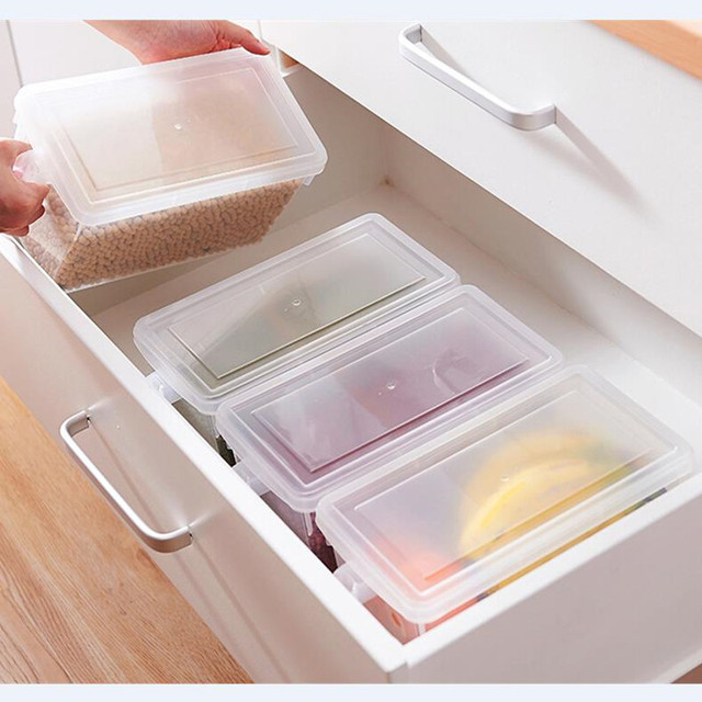 Kitchen Food Storage Boxes